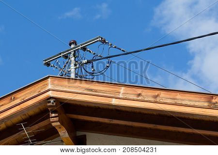 Power Supply For Houses In