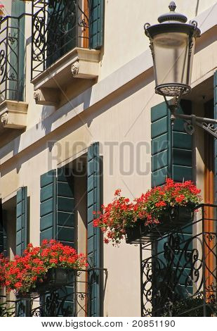Italian street details