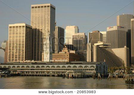 San Francisco's Embarcadero