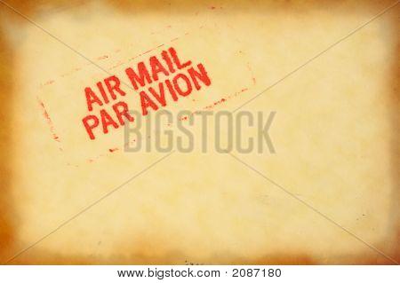 Grunge Mail Stamp