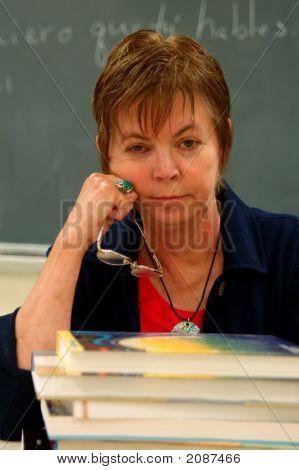 Female Professor 2