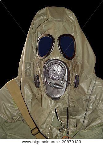Chemische Anzug