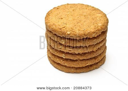 Apple Cookie Tower