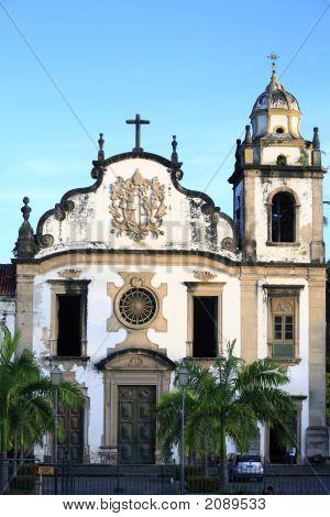 Sao Berto Church  Olinda