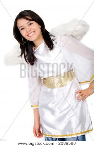Beaitiful Female Angel