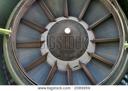Boeing 757 Engine