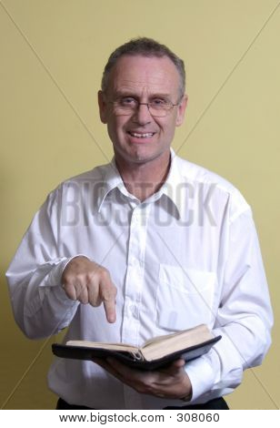 Preaching Man