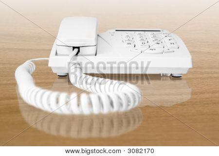 Telefone do escritório