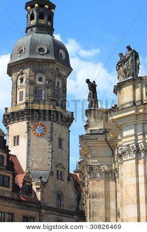 Dresden urban scenics