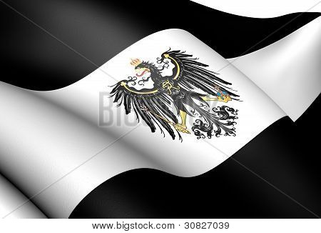 Kingdom Of Prussia Flag (1701-1918)