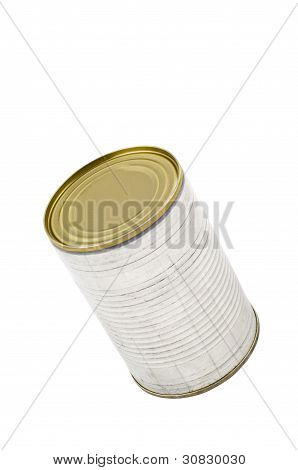 Cylinder Can Box