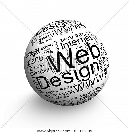 Web Design Ball