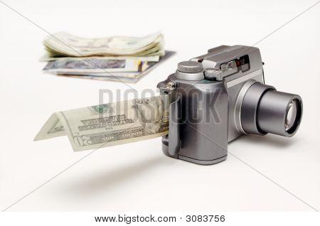 Turning Photos Into Money
