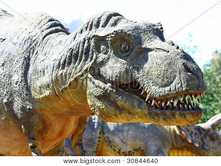 Dinosaur Tyrannosaurus Rex