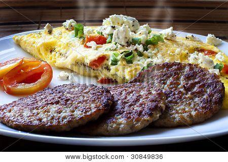 Restaurant Style Breakfast