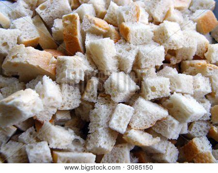 Bread Cube