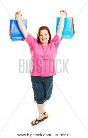 Triumphant Shopper