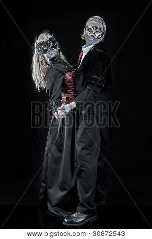 Vampires Dancing