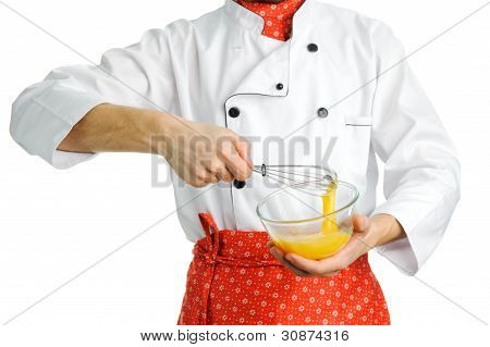 Stirring An Egg
