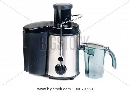 Juice Extractor Isolated On White Background