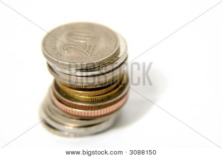 Stack Of Coins