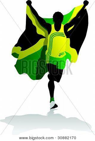 Jamaican Race Winner