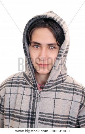 Gay Boy In A Jacket