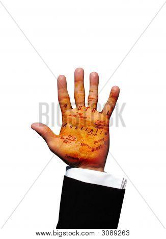 Australia_Hand