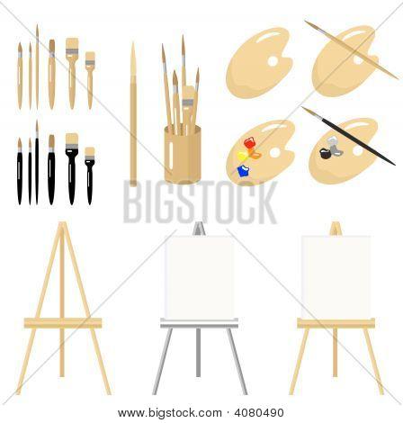 Fine Art Tools