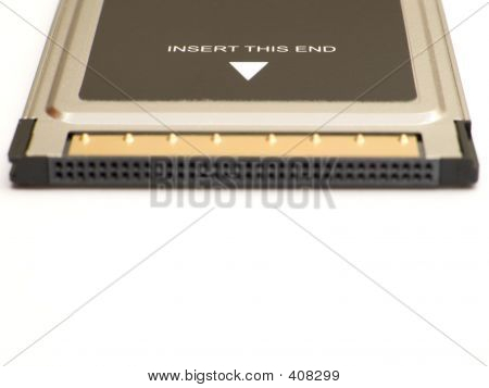 Pc Card Insertion End