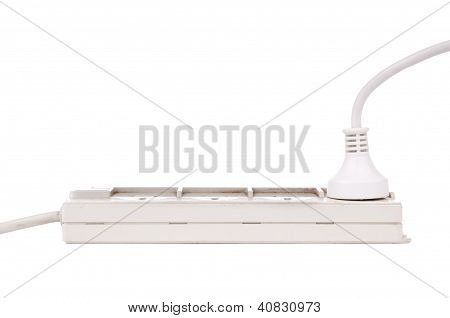 Power Cords Isolated