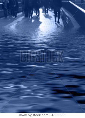 The Amphibians-Blue
