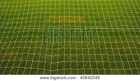 Goal Net Background
