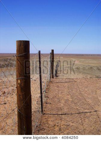 Never Ending Dingo Barrier