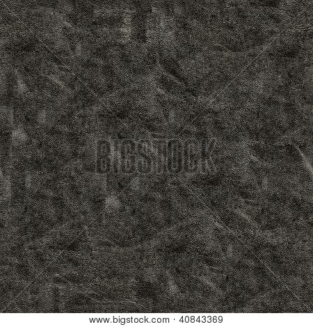 Specular Map for Black Leather Texture