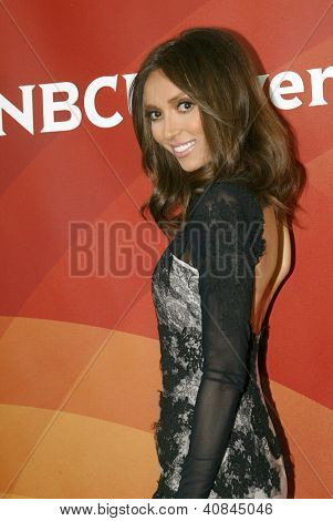PASADENA, CA - JAN. 7: Giuliana Rancic arrives at the NBCUniversal 2013 Winter Press Tour at Langham Huntington Hotel & Spa on January 7, 2013 in Pasadena, California