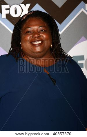 PASADENA, CA- JAN 8:  Sonya Eddy attends the FOX TV 2013 TCA Winter Press Tour at Langham Huntington Hotel on January 8, 2013 in Pasadena, CA
