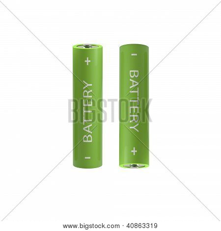 Two Isolated Batteries