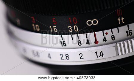 Manual Lens
