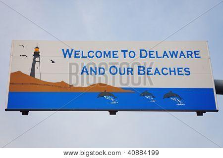 Bem-vindo ao Delaware