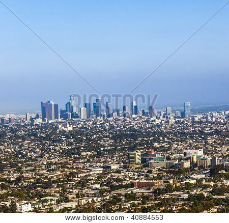 View To Los Angeles