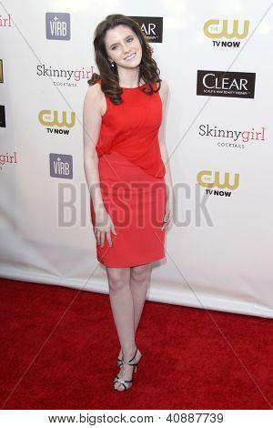 LOS ANGELES - JAN 10:  Kara Hayward arrives at the 18th Annual Critics' Choice Movie Awards at Barker Hanger on January 10, 2013 in Santa Monica, CA