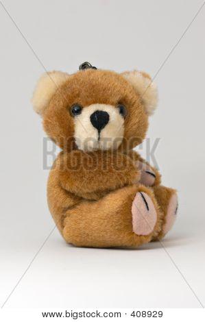 Bear Keyring 2