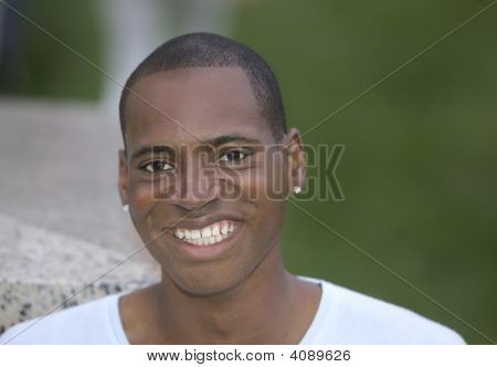Black Guy Outdoors