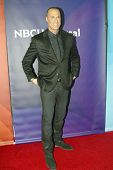 PASADENA, CA - JAN. 7: Nigel Barker arrives at the NBCUniversal 2013 Winter Press Tour at Langham Hu