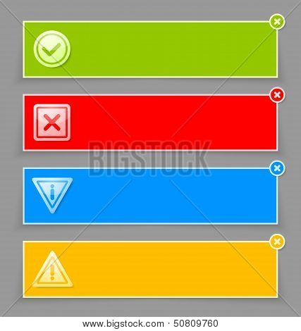 Notification Banners