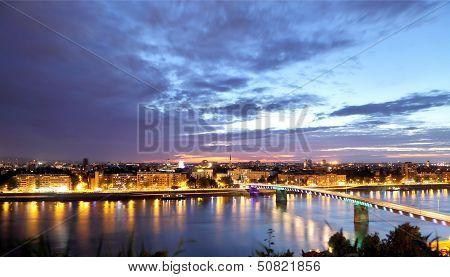 Novi Sad Skyline