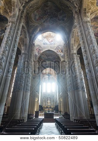 Cathedral Of Asti, Interior