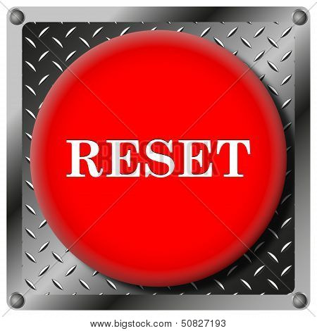 Reset Metallic Icon