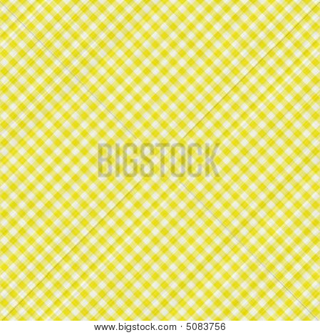 Yellow Table Cloth